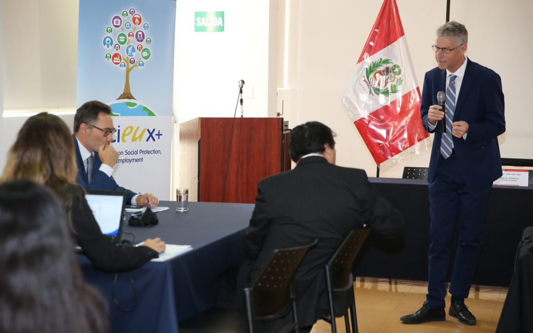 SOCIEUX+ in Peru: Promoting green jobs