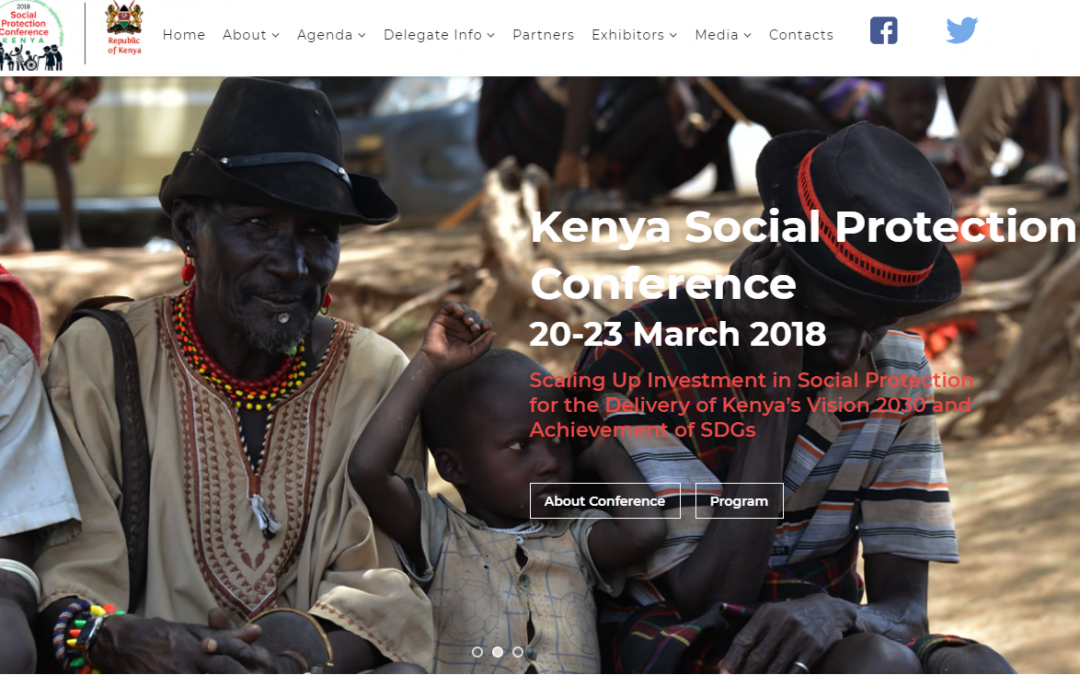 SOCIEUX+ in Kenya: National dialogue to enhance social protection coverage-fr