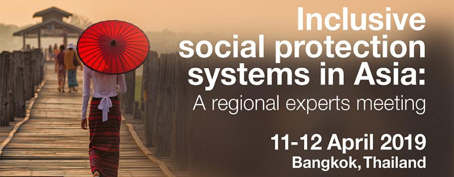 Inclusive social protection systems in Asia: A regional experts meeting