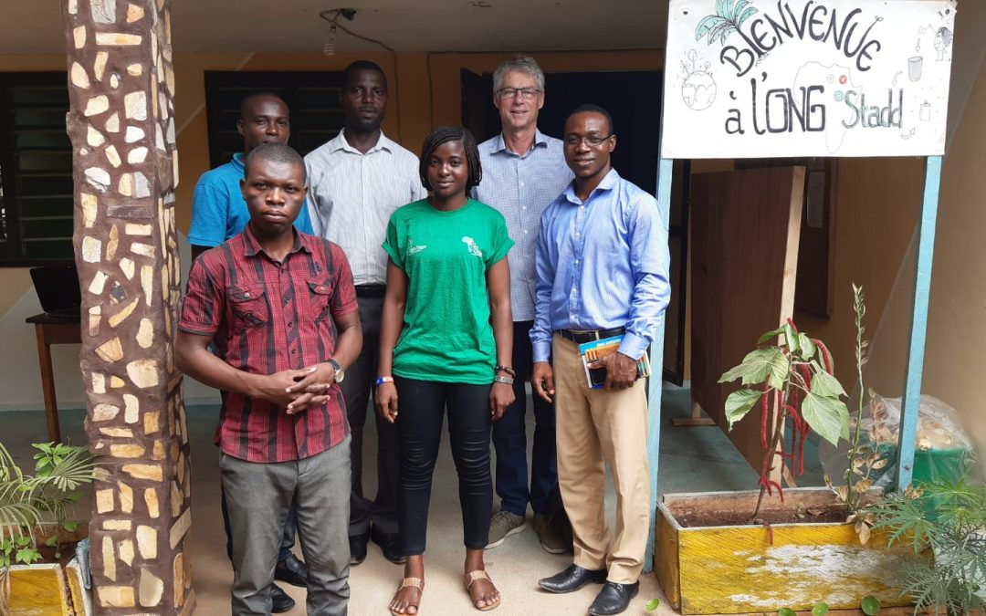 SOCIEUX+ supports the promotion of green jobs among young people in Togo