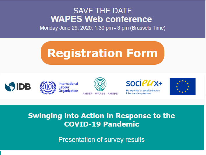 Save the Date Web Conference