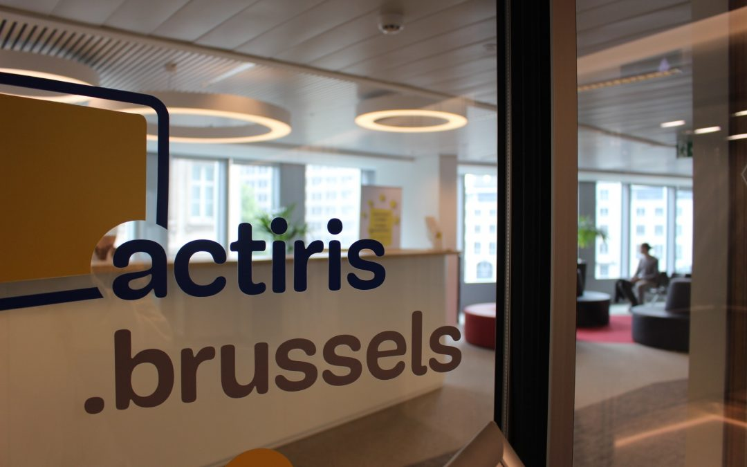 SOCIEUX+ and Actiris sign cooperation agreement