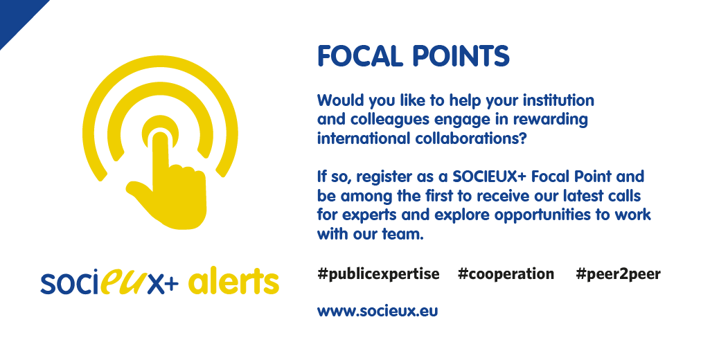 SOCIEUX+ Extends Network of Focal Points