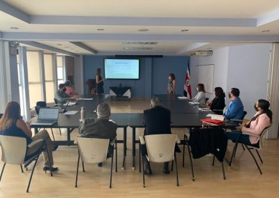 working session of public experts